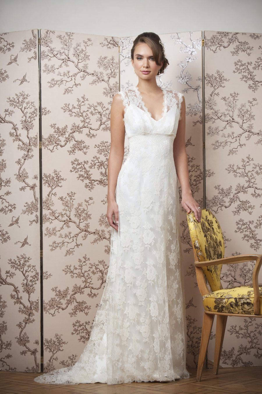 Emma Hunt London Wedding Dress Sample Sale -- Sample sale