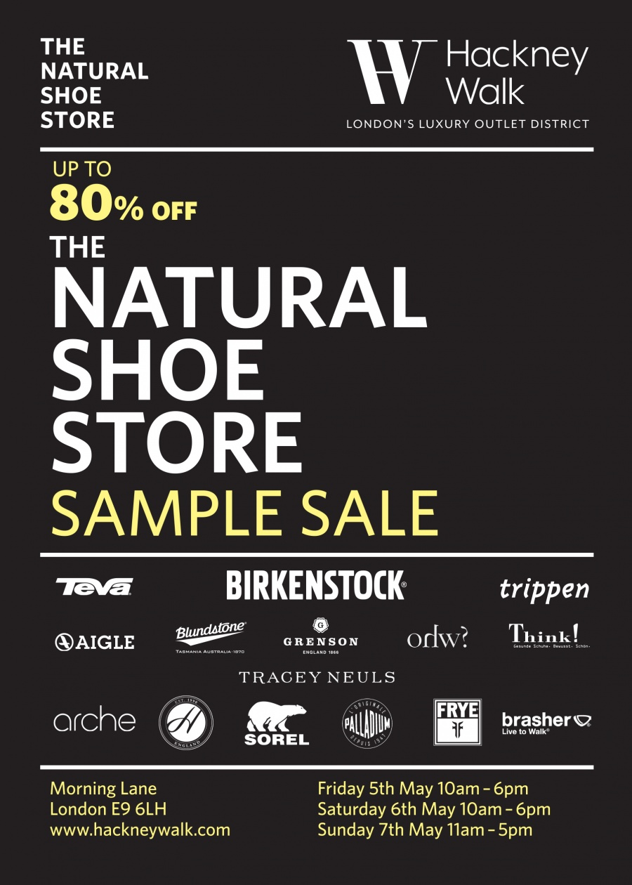 Natural Shoe Store Hackney