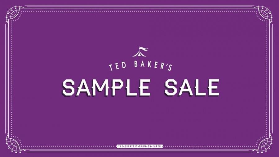 b25f9e01d853 Ted Baker Sample Sale -- Sample sale in London