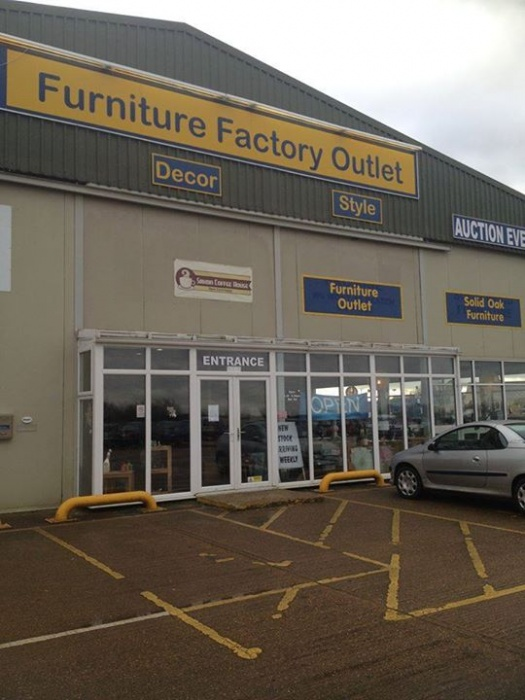 Furniture Factory Outlet Outlet Store In Littleport