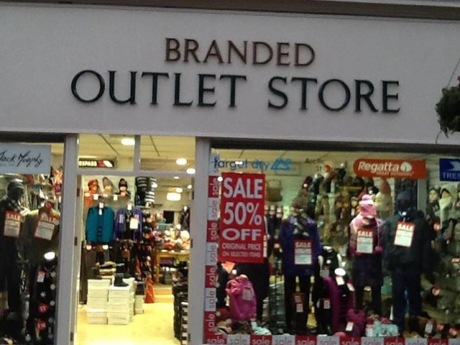 branded outlet store outlet store in ayr. Black Bedroom Furniture Sets. Home Design Ideas