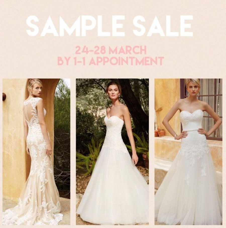 Wedding Gown Sale Online: Wedding Dress Sample Sale @ Lily Amore Bridal -- Sample Sale