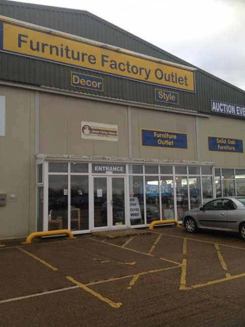 furniture outlets