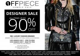 Gucci sample sales