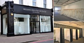Betty Mccaul Bridal Outlet Outlet Store In Enfield London